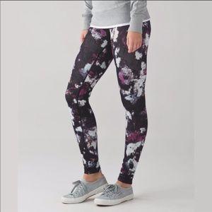 Lululemon WUNDER UNDER Kara Blossom Leggings